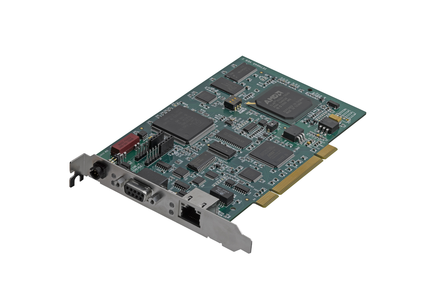 brad® pc based network interface cards featured at industrial brad® pc based network interface card