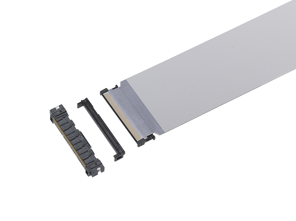 New Premo-Flex™ Cable Jumpers and Assemblies Offer LVDS