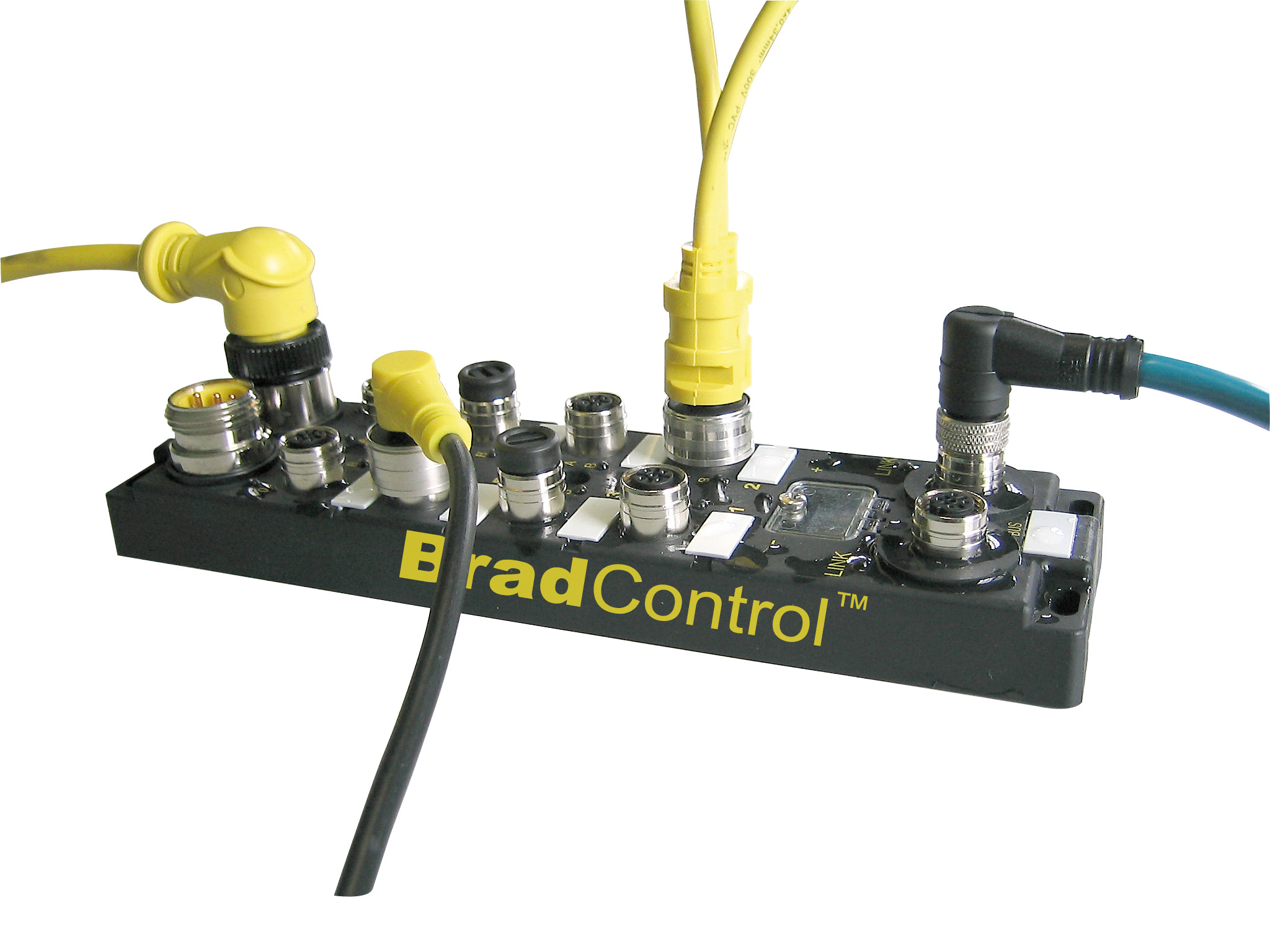 New Brad Harshio Ethernet I O Modules From Molex Integrate Moreover Ether Switch Wiring Diagram On Serial Cable Module