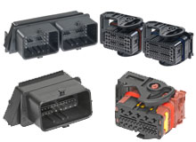 Wire-to-Wire Connectors - Molex