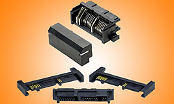 Molex Micro Serial Attached SCSI Connectors