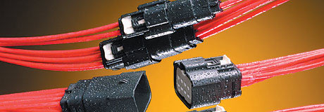 Sealed Connector Automotive Sealed Connectors