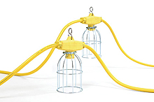 STRING LIGHT RECEPTACLE