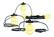 WOOD 5030 14/2 STRINGLIGHT 100FT W/PLASTICG 1301110024