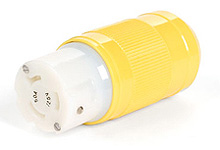 CONNECTOR 50A 3P4W 250DC/600AC REPLACEME